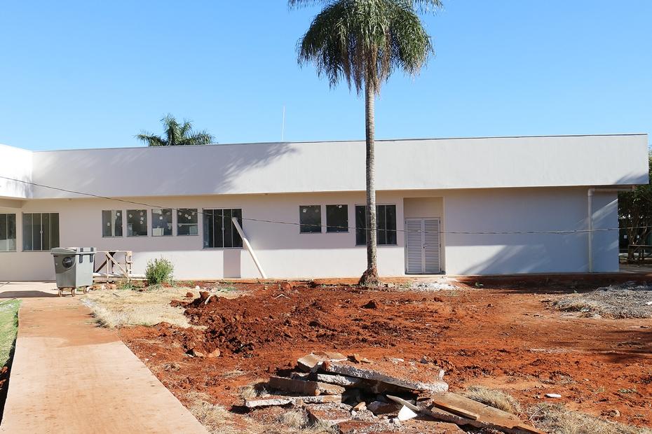 Concluída em junho, sem previsão abertura de nova ala do hospital
