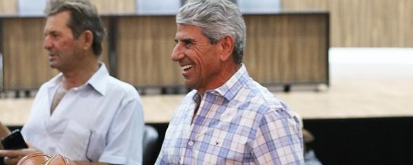 Daltro recebe terça-feira, título de cidadão sul-mato-grossense