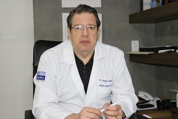 Médico cardiologista doa 500 caixas de medicamentos em campanha solidária