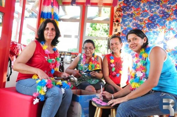 Central de Carnaval da prefeitura municipal já esta funcionando em Sidrolândia