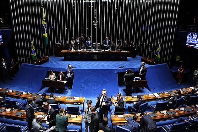 No Senado, CCJ realiza último dia de debates sobre Previdência