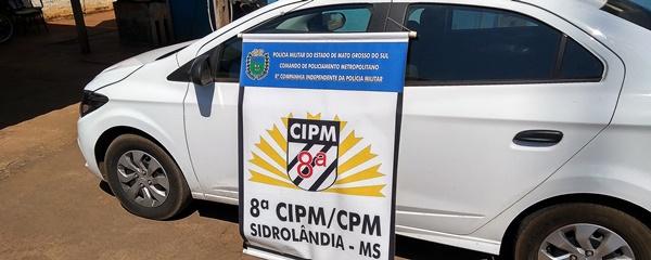PM apreende produtos contrabandeados levados em Prisma