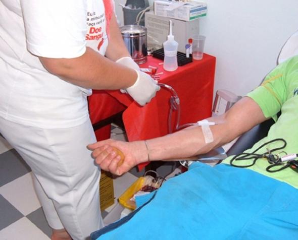 Hemosul faz campanha para atrair doadores em Sidrolândia
