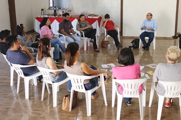 Roda de conversa 'Grito dos Excluídos' discute inclusão em Sidrolândia