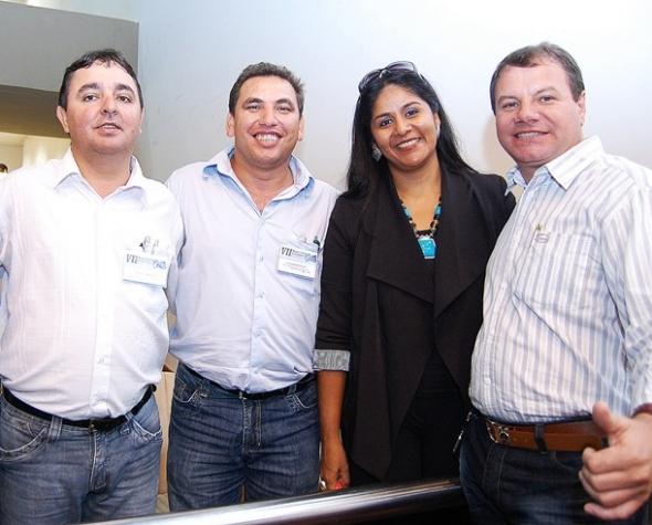 Donizete Viáro de paranhos faz parte da nova diretoria da UCVMS