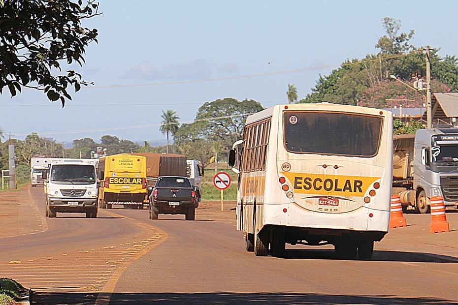 Portal da transparência mostra que empresas de transporte já receberam R$ 4,5 milhões
