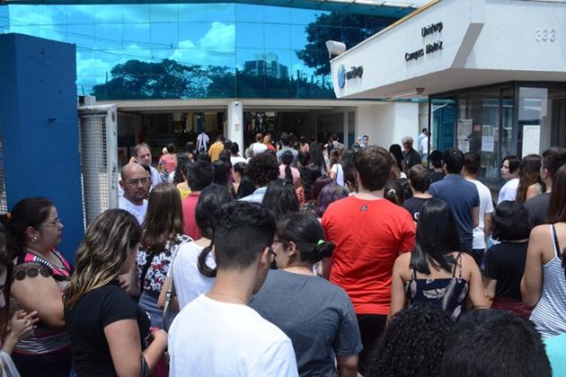 Mato Grosso do Sul bate recorde em número de ausências no Enem este ano