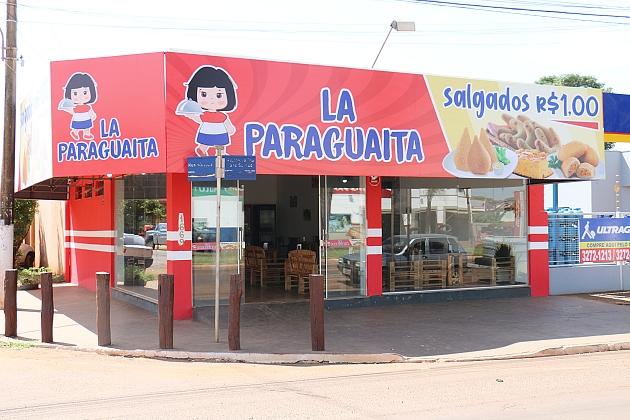 Com chipa frita e quibe com ovo de codorna, La Paraguaita abre as portas às 5 da manhã