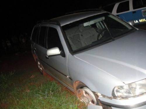 Em menos de 48 horas acontece mais um acidente na entrada de Paranhos