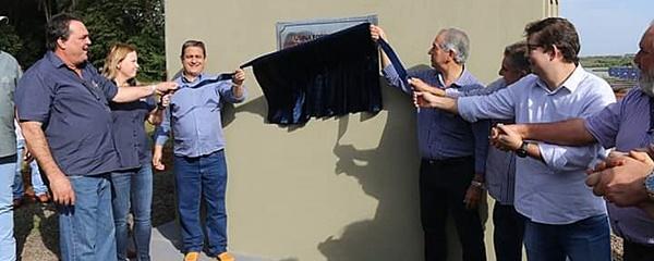 Energia solar é o futuro chegando', diz prefeito na inauguração de usina fotovoltaica