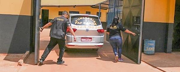 Detentos mortos durante banho de sol estavam em presídio há 4 dias; ambos foram presos em Sidrolândia
