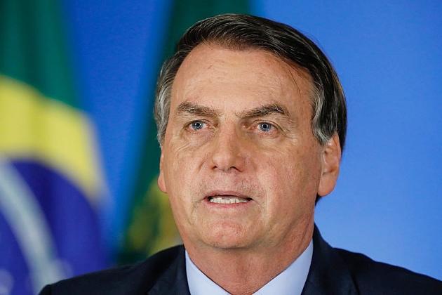 Datafolha: 72% discordam da frase de Bolsonaro sobre dar armas para população