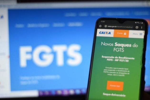 Caixa anuncia calendário de novos saques do FGTS; liberação começa em 29 de junho