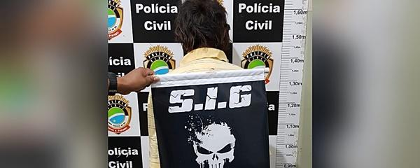 Homem condenado por abusar sexualmente de criança de 3 anos é preso pela Polícia Civil