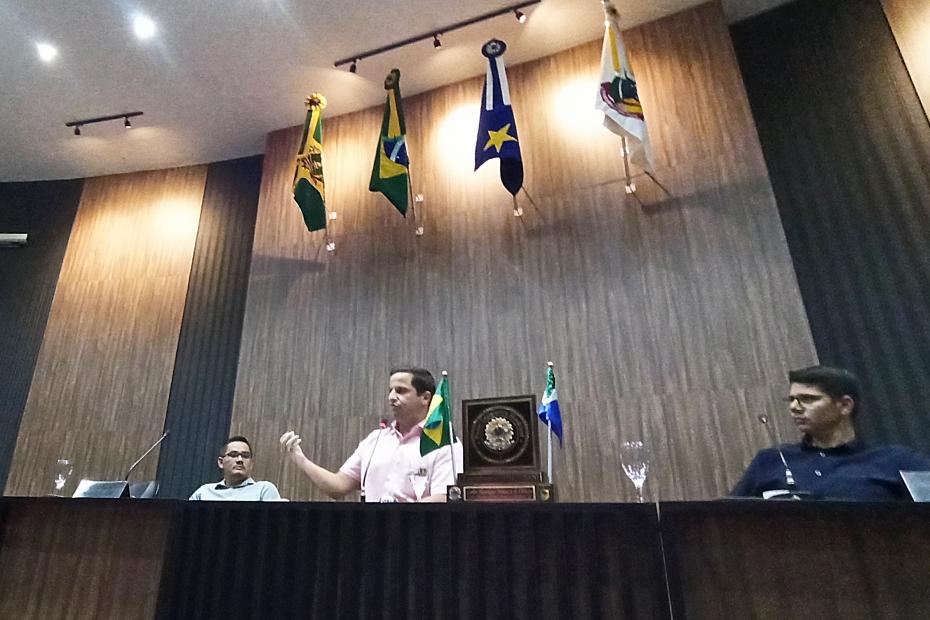 Câmara deve votar hoje crédito especial de até R$ 1,1 milhão para Saúde custear gastos com Covid-19