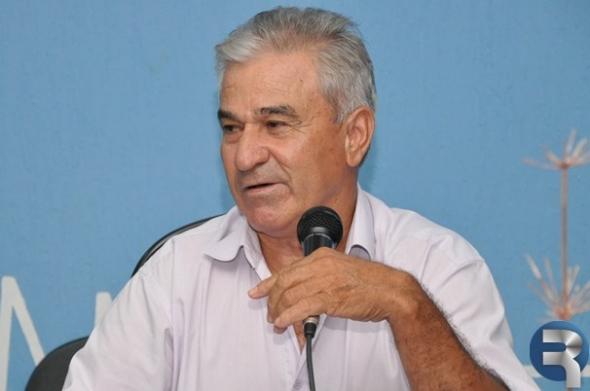 Ponciano solicita ampliação de rede de água em Vila União