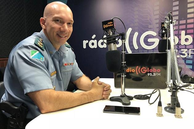 Comando indica outro oficial para assumir PM de Sidrolândia