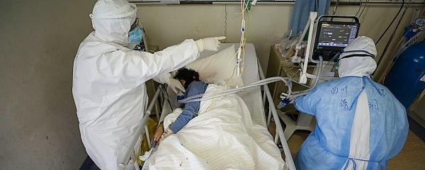 Brasil tem 2.845 mortes e 40.581 casos de coronavírus, diz ministério