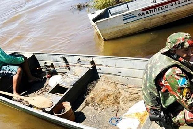 Proibição da pesca começa nesta segunda-feira nos rios de MS