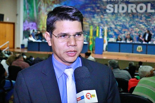 Com três mandatos de vereador, Waldemar Acosta não disputa as eleições em 2020