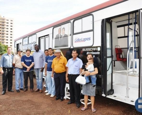 Igreja Assembleia de Deus - Missões realiza ação social em Sidrolândia