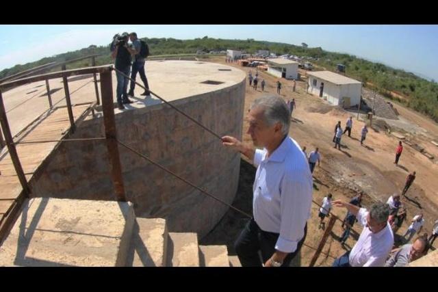 Curado da Covid, Azambuja inaugura mais de R$ 121 milhões em obras nesta sexta