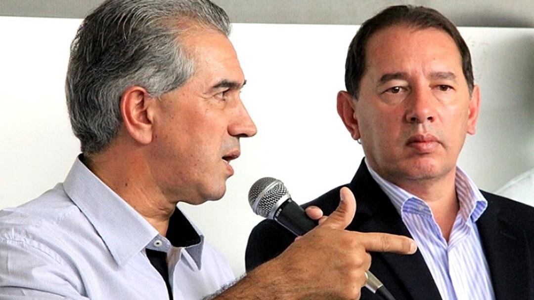 Gerson Claro comemora anúncio de licitação para asfalto do Capão Seco a Anhanduí