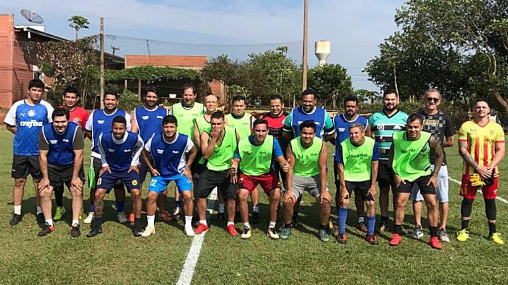Ação solidária em prol do 'Bona' supera expectativas e recebe mais de 70 atletas