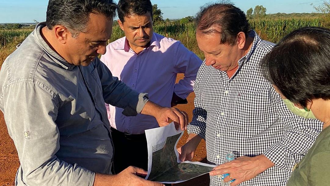 Definida empresa que vai fazer o projeto executivo do asfalto para o Capão Bonito