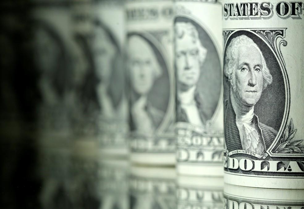 Dólar fecha cotado a R$ 5,54, com perspectiva de vitória de Biden