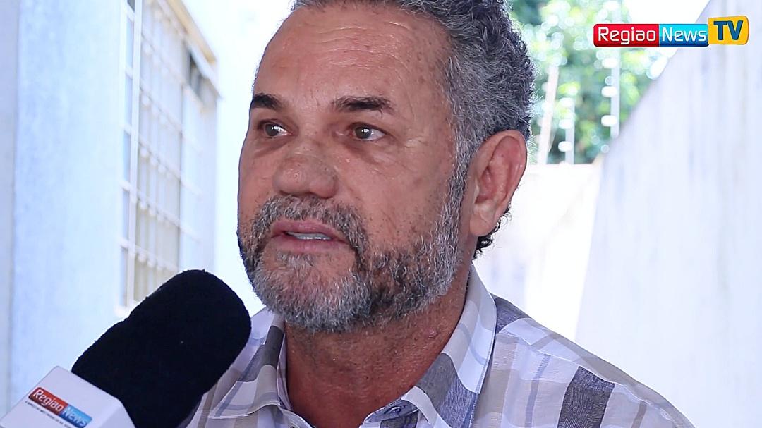 Moacyr cumprimenta Daltro e garante que voltará a ser candidato se houver eleição suplementar