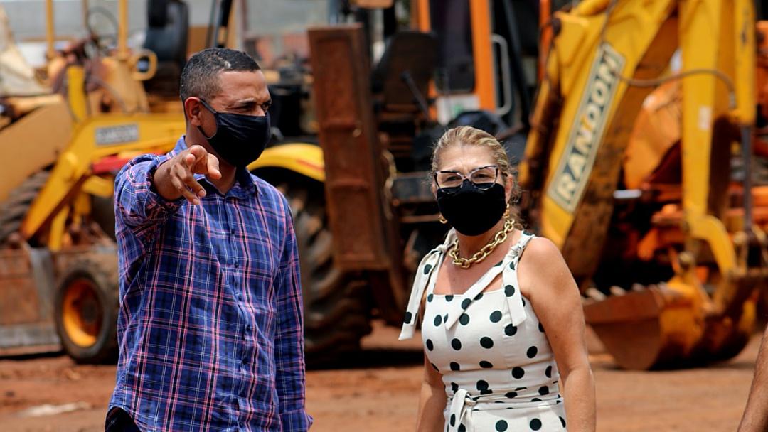 Nova Gestão é iniciada com operação de limpeza urbana