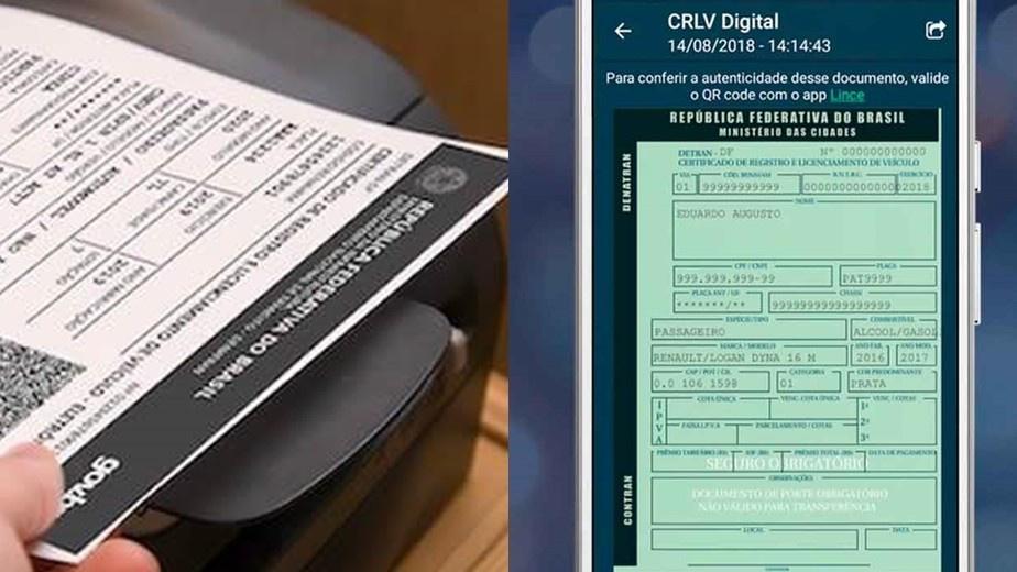 Documento do carro digital: tire suas dúvidas sobre CRLV-e