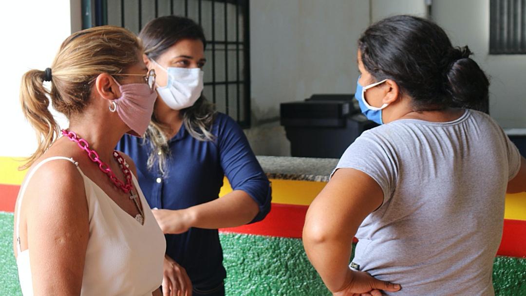 Retomar atendimento na rede pública de saúde, prioridade de Vanda na gestão