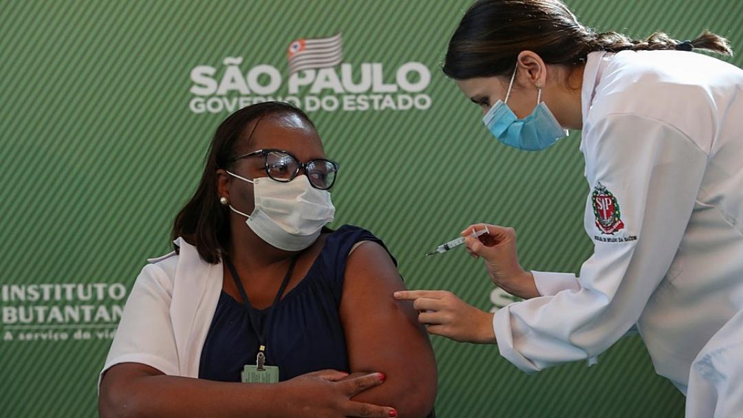 Plano de imunização prevê para Sidrolândia 3.554 doses de vacina contra Covid-19