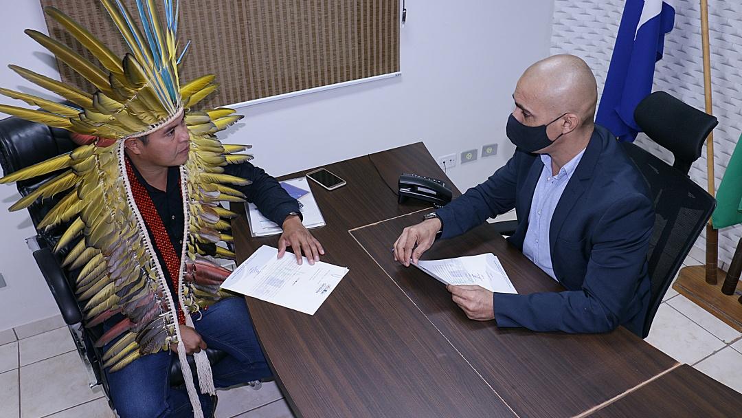 'União partidária e de gestão serão prioridades', diz Gringo durante posse