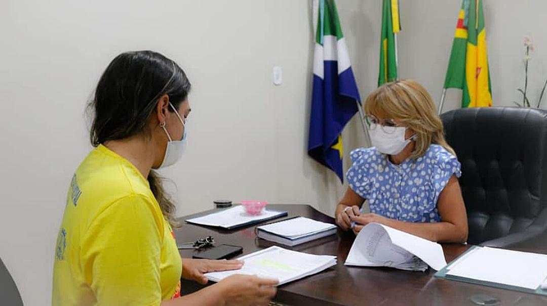 Sidrolândia começa às 13h30 campanha de vacinação contra a Covid-19 no hospital
