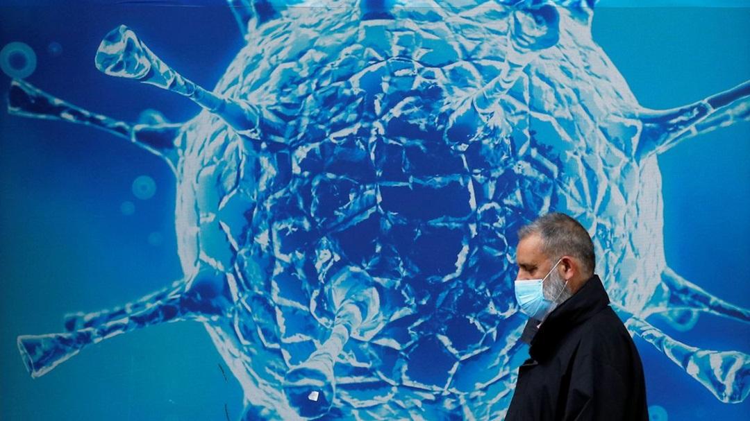 Variante britânica do novo coronavírus é detectada