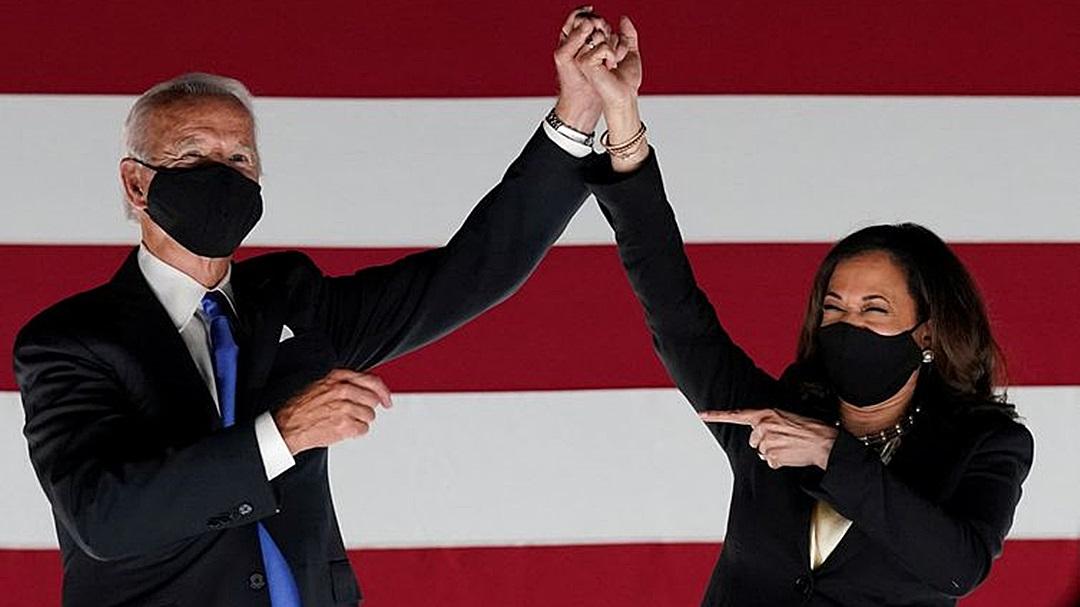 Joe Biden toma posse como presidente dos EUA
