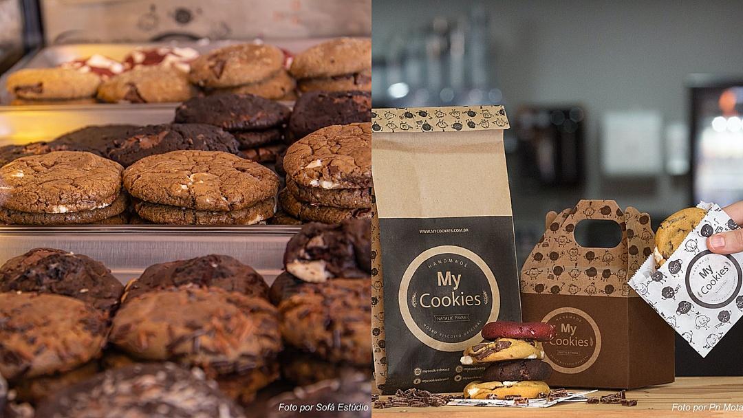 Com um sabor artesanal, MyCookies inaugura franquia em Sidrolândia