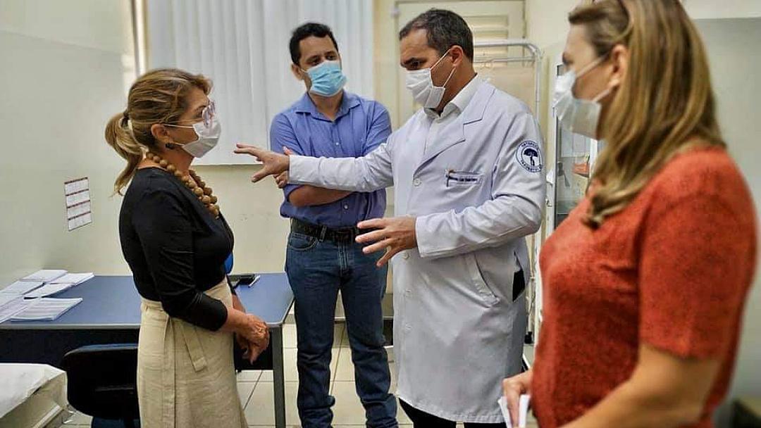 Saúde faz triagem de pacientes para zerar fila de cirurgias ortopédicas