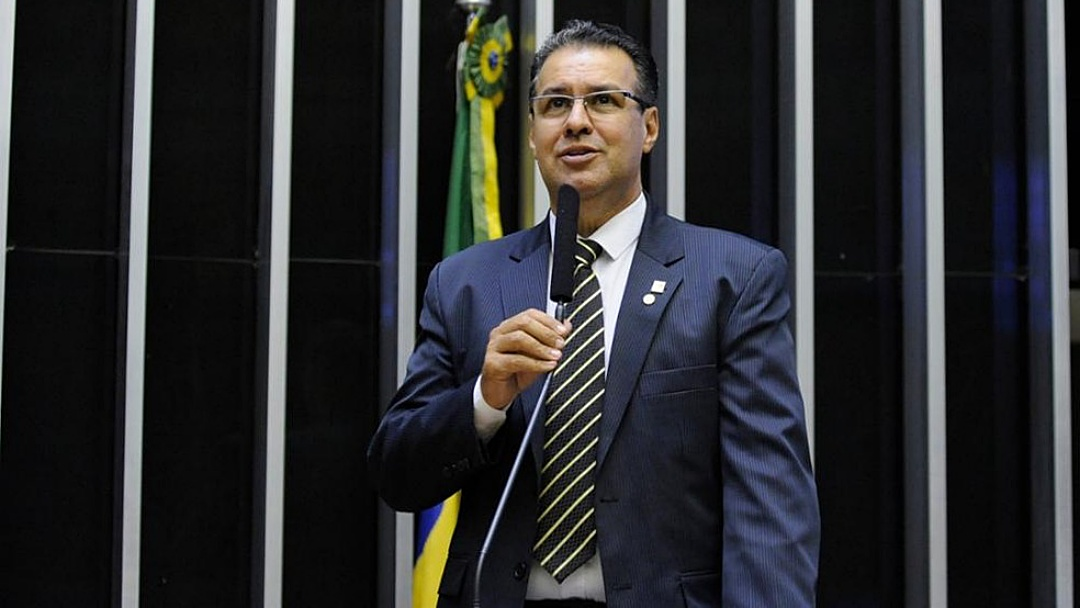 Deputado Capitão Augusto lança candidatura à presidência