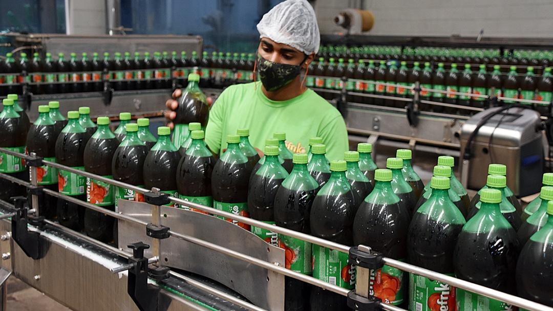 Produção industrial tem melhor soma registrada em dezembro