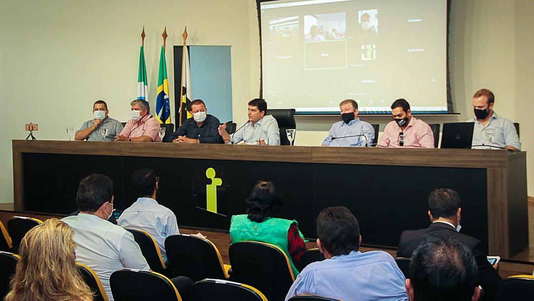 Prefeitura adia para 1º de abril sistema híbrido com aulas presenciais