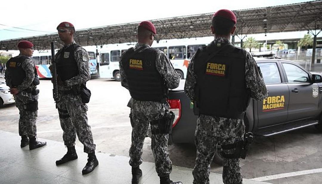Força Nacional vai permanecer por mais 120 em MS, combatendo crimes na fronteira