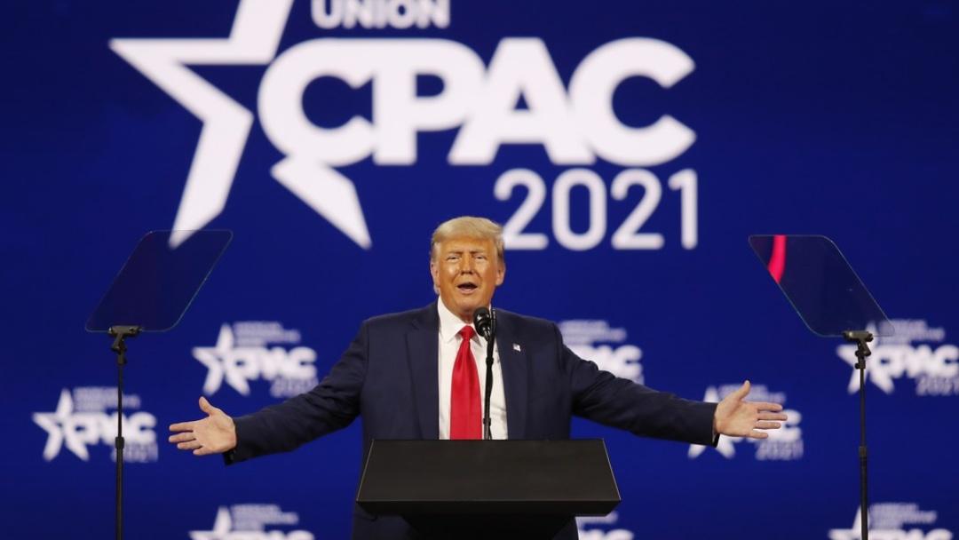 Trump diz que não fará novo partido e voltará à Casa Branca