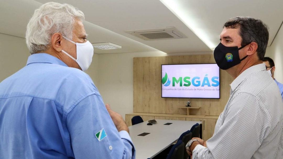 'Gasoduto de Sidrolândia começa a operar em 2026', prevê presidente da MS-Gás