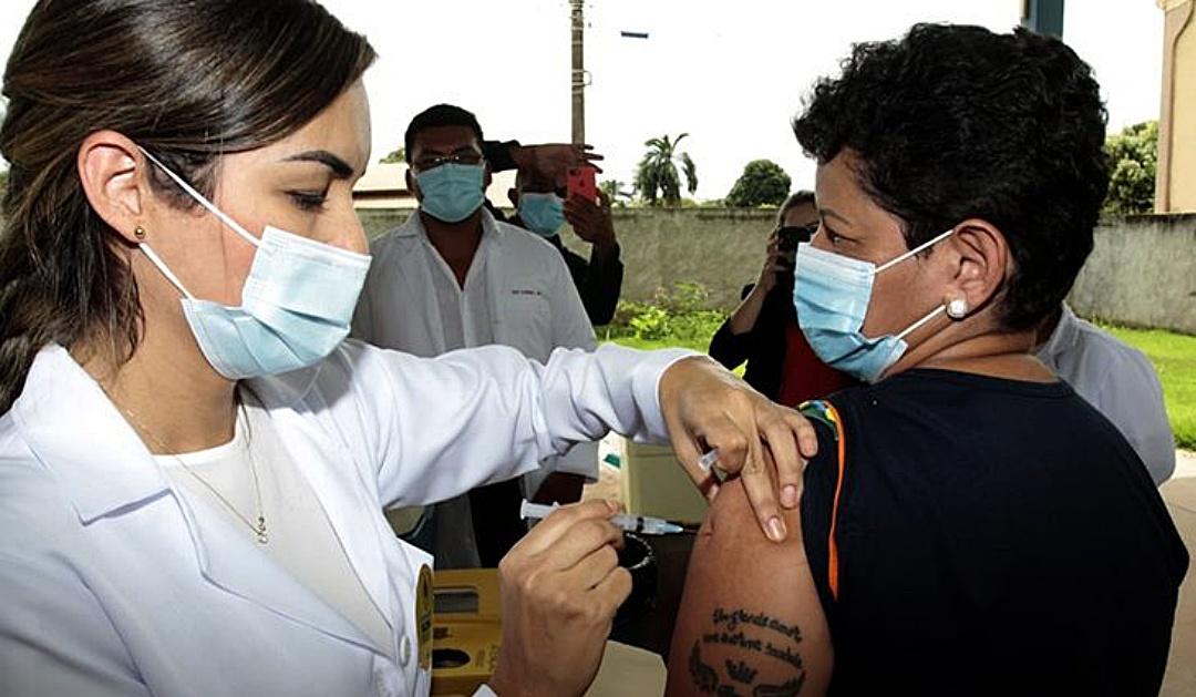 MS atinge a marca de 3.330 mortes, mas já é o 2º no ranking nacional de vacinação
