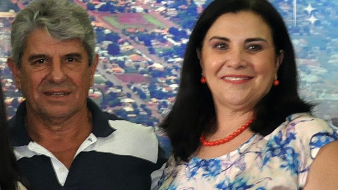 Em reunião com MDB, Daltro propõe o nome da esposa, Rosi Fiúza, como candidata a prefeita