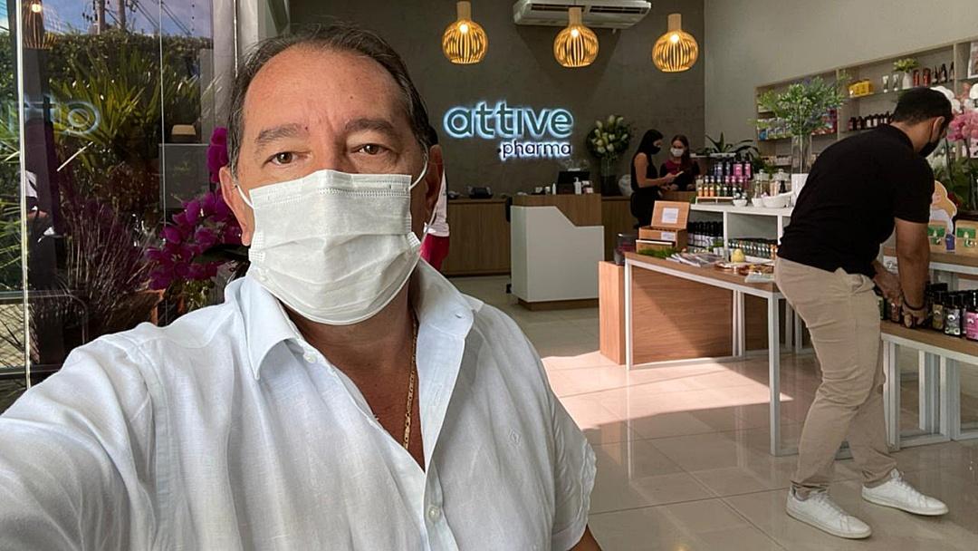 Com sintomas leves, Gerson Claro testa positivo para Covid-19